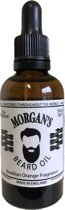 Morgan's Baardolie Brazilian Orange 50 ML / AANBIEDING