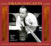 Francescatti: Studio Recs.