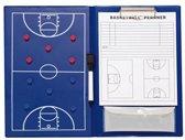 Rucanor Basketbal Coachboard - Blauw