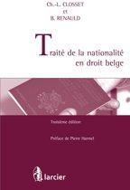 Traité de la nationalité en droit belge