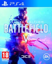 Battlefield V - Deluxe Edition - PS4