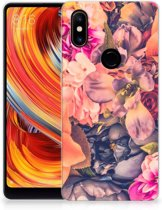 Xiaomi Mi Mix 2s TPU Case Bosje Bloemen