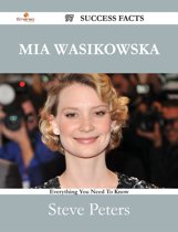 Mia Wasikowska 97 Success Facts - Everything you need to know about Mia Wasikowska