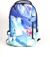 Adventure Bags DLX Laptoprugzak 15 inch 15 l Blauw Wit