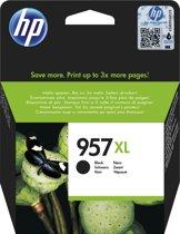 HP 957XL - Inktcartridge / Zwart / Hoge Capaciteit