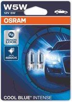 Osram Cool Blue Intense Halogeen lampen - T10 - 12V/5W - set à 2 stuks
