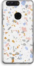 Honor 8 Transparant Hoesje (Soft) - Terrazzo N°8