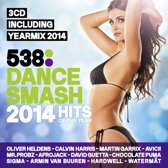 538 Dance Smash Hits Of The Year 2014 - including yearmix 2014