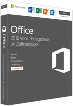 Microsoft Office Home & Business 2016 - Engels - Mac