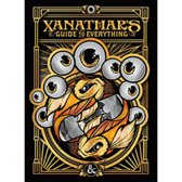 D&D Xanathar's Guide to Everything - Alternative art