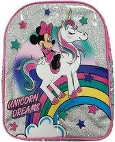 Disney MINNIE MOUSE Eenhoorn Unicorn Rugzak Rugtas Kleuter School Tas 2-5 Jaar Lief