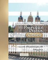 Pratique Dessin [Color] - XL Livre d'exercices 50