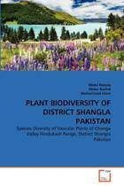 Plant Biodiversity of District Shangla Pakistan