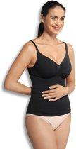Carriwell Voedingshemd figuurcorrectie - Zwart -  XL