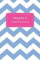 Hilary's Pocket Posh Journal, Chevron