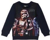 Star Wars Stormtrooper sweater / trui maat 4 (104cm)