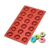 Mini donut vorm - Mal voor mini donuts - 18stuks