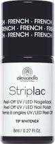 Alessandro Striplac - Tip Whitener - Gel nagellak