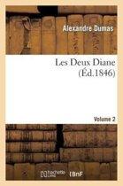 Les Deux Diane, Par Alexandre Dumas.Volume 2 ( d 1846)