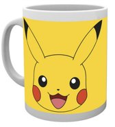 Pokemon Pikachu Mok - Keramiek - Geel