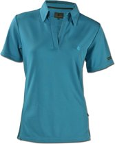 Wolf Camper Yana dames polo turquoise