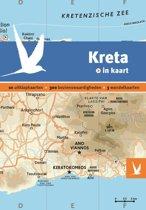 Dominicus stad-in-kaart - Kreta in kaart