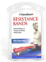 Thera-Band Strong 1,5 m (set van twee)