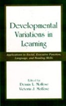 Developmental Variations in Learning