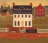 Simply Shaker Kalender 2020