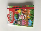 zak kleurboek - klein kleurboek - mini kleurboek - meeneem kleurboek
