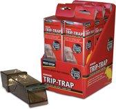 1 x Pest Stop Trip Trap Diervriendelijke muizenval (PSTTB)