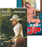 Erotiek C277-20-21 Kalender Charm 2020 & Top Girls 2021
