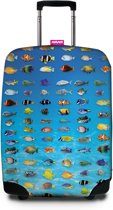 SUITSUIT Suitcase Cover Aquarium
