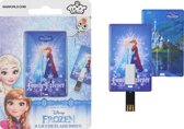 Tribe Iconic Card - Disney - Frozen - Forever - USB-stick - 8 GB