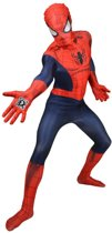 Digitaal Spiderman� Morphsuits� kostuum - Verkleedkleding - 152/160