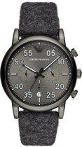 Emporio Armani Grijs Mannen Horloge AR11154