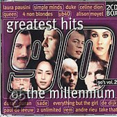 Greatest Hits Of The Millenium 90's vol. 2