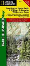Goat Rocks & Norse Peak Wilderness Area, Gifford-pinchot & Okanogan-wenatchee National Forests