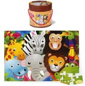 Simply for Kids 36119 Vloerpuzzel Jungle