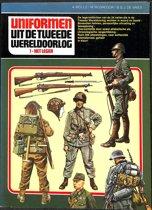 Uniformen uit de tweede wereldoorlog. 1 Het leger