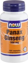 Panax Ginseng 520Mg Now