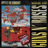 Guns N Roses - Appetite For Democracy: Live At The Hard Rock Casino, Las Vegas (DVD+2CD)
