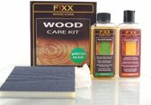 Fixx Products Wood Care Kit voor geolied hout