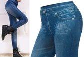 Slim jeans legging