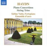 Piano Concertos: String Trios