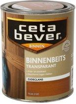 Cetabever Binnenbeits Transparant Acryl - 0,25 liter - Ochtend Nevel