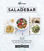 Van de saladebar