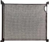 DreamBaby Oprolbaar trap hekje Zwart 5-140cm