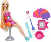 Barbie kapsalon - Barbiepop