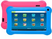 Denver TAQ-70353KBLUE/PINK 7 inch Quad Core kinder tablet met KIDO'Z software, 16GB geheugen en Android 8.1GO